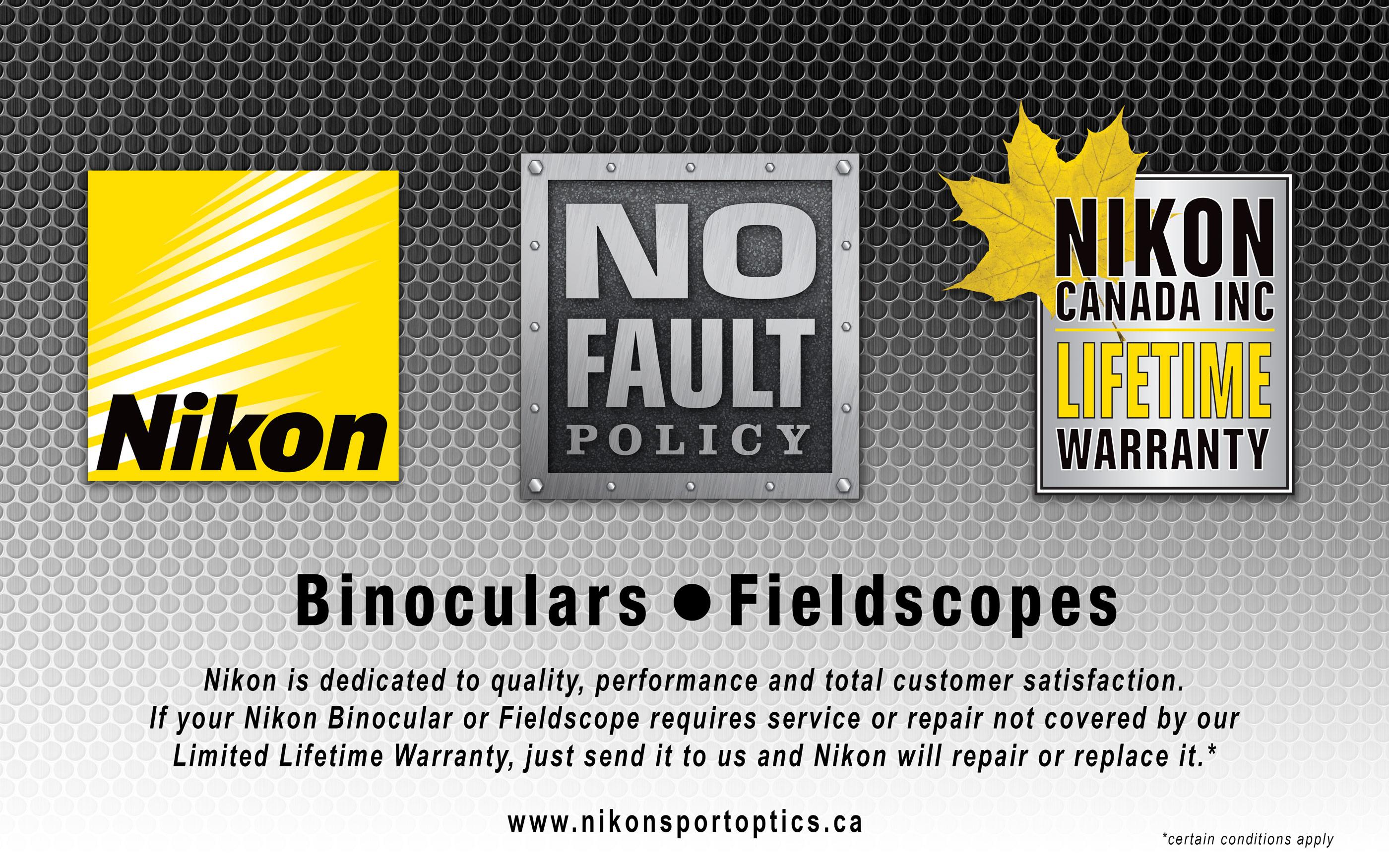 Nikon Warranty