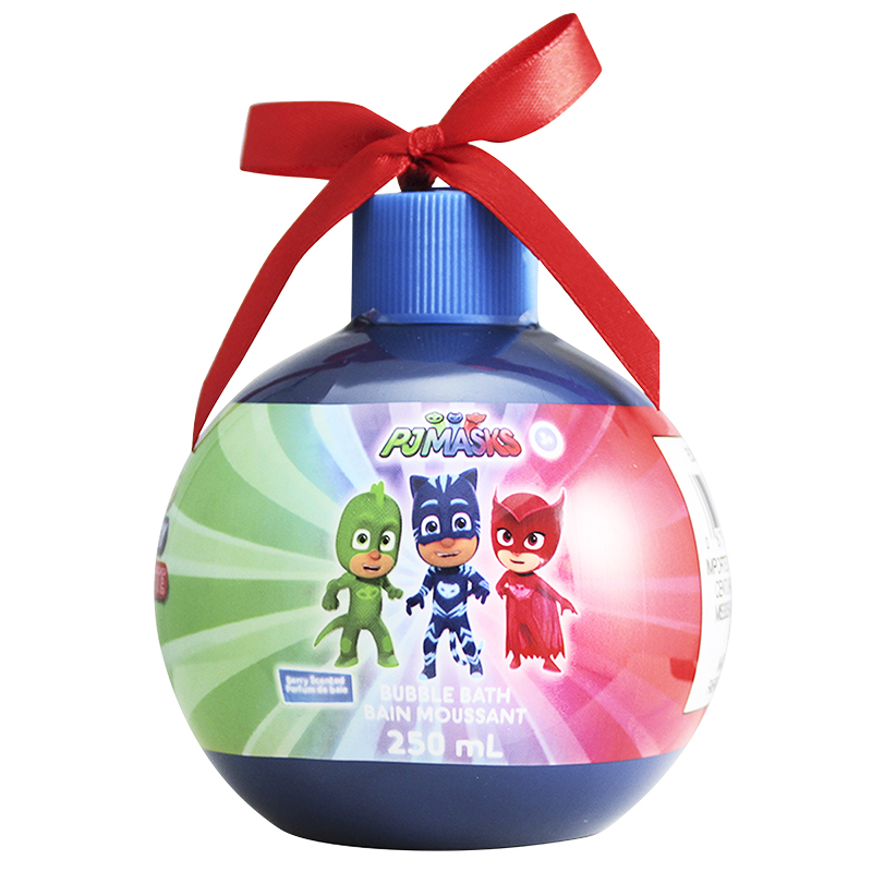 PJMasks Bubble Bath Ornament - 250ml
