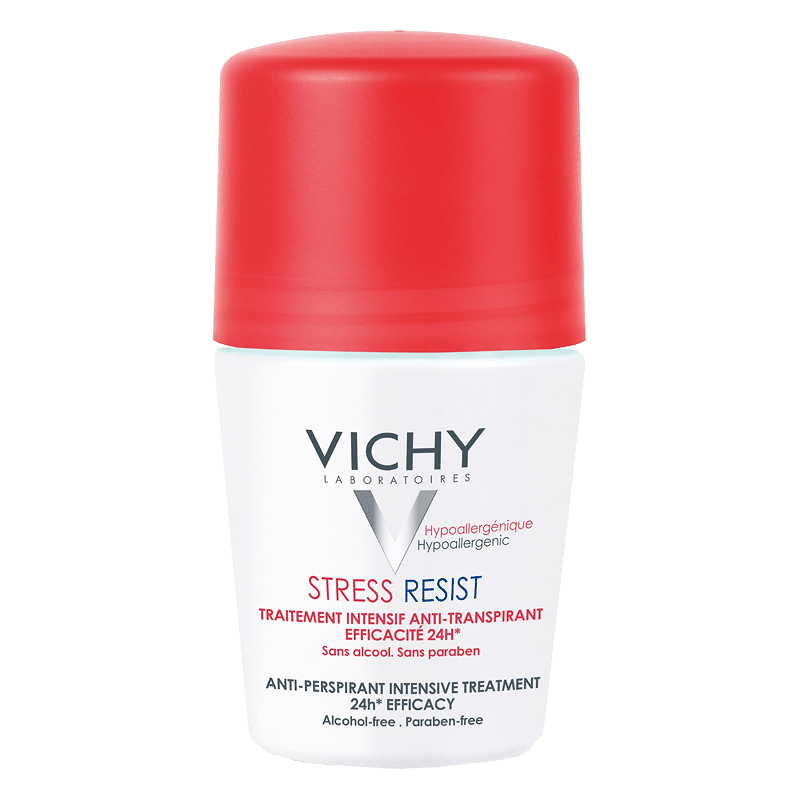 Vichy Stress Resist Anti-Perspirant Intensive Treatment 24Hr Efficacy - 50ml