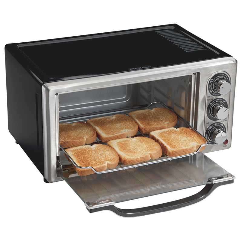 toaster oven beach sa slice steel site standard front best hamilton stainless p buy silver