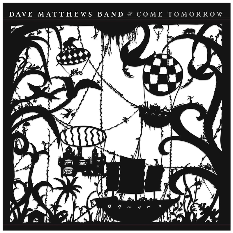 Dave Matthews Band - Come Tomorrow - CD