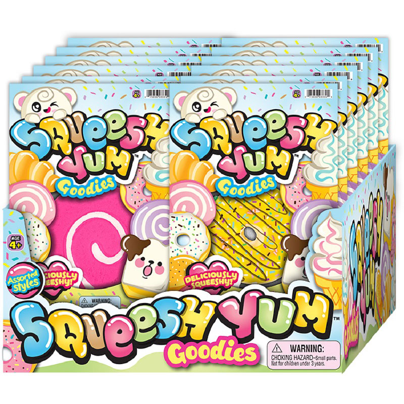 Squeesh Yum Goodies - Assorted