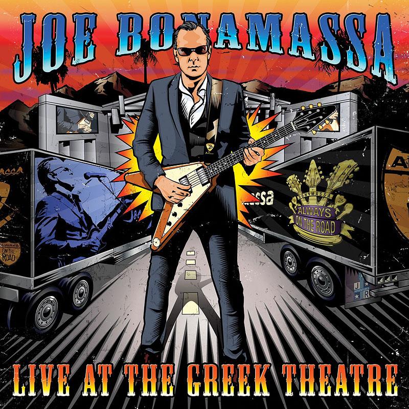 Joe Bonamassa - Live at the Greek Theatre - 2 CD   London