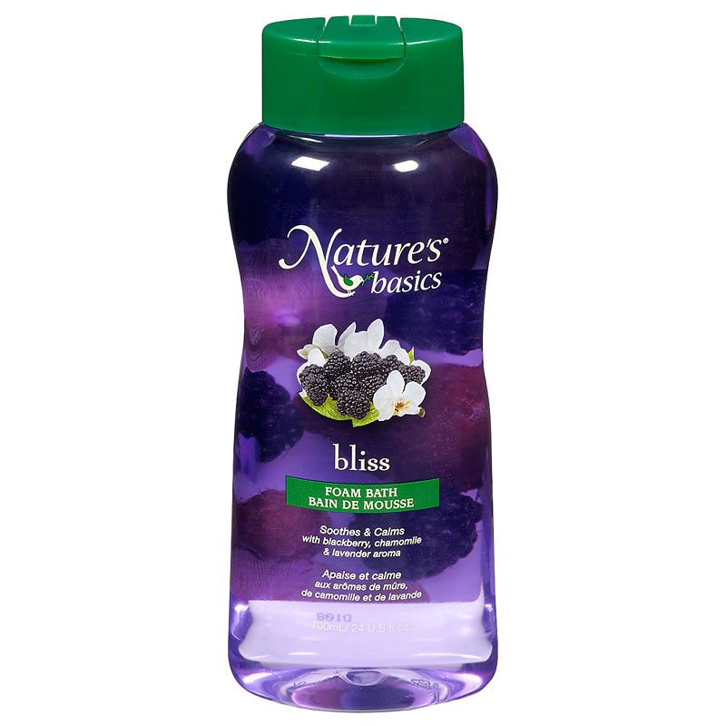 Nature's Basics Foam Bath - Bliss - 700ml