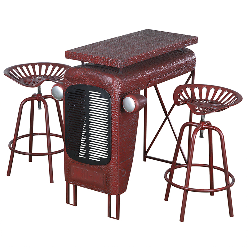Tractor Table & Chairs Set - Red - Tractor Table & Chairs Set - 3 Piece London Drugs