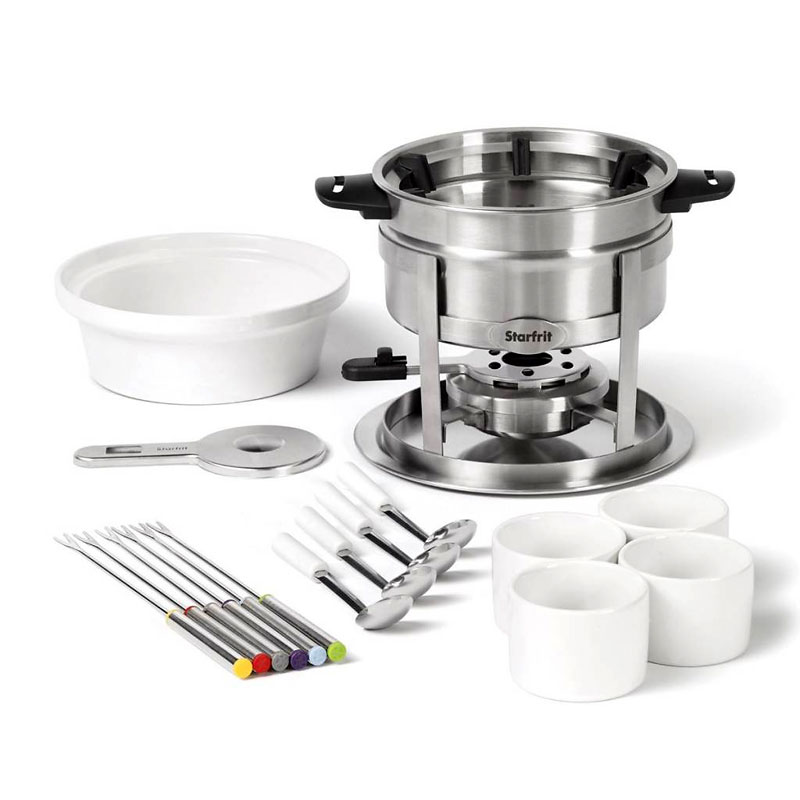 Starfrit 3 in 1 Fondue Set - 20 piece