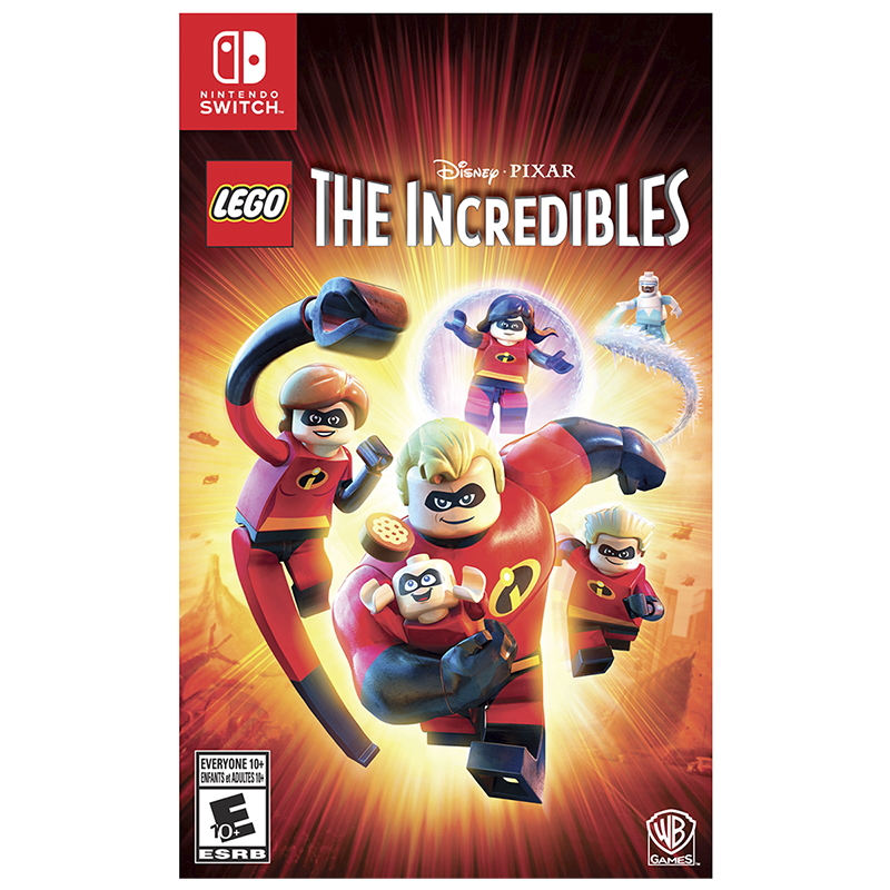 Nintendo Switch Lego: The Incredibles