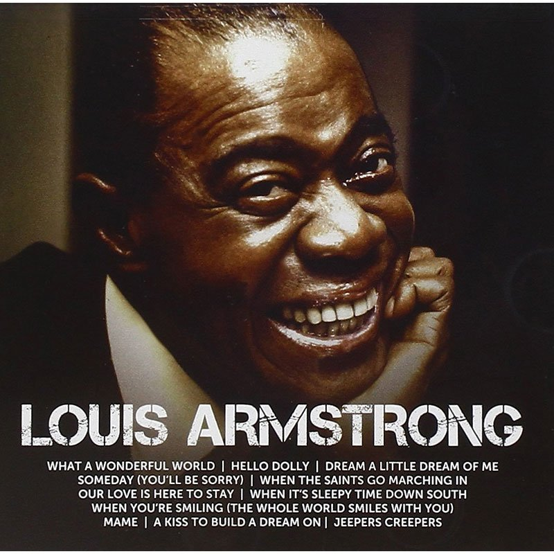 Louis Armstrong - ICON - CD