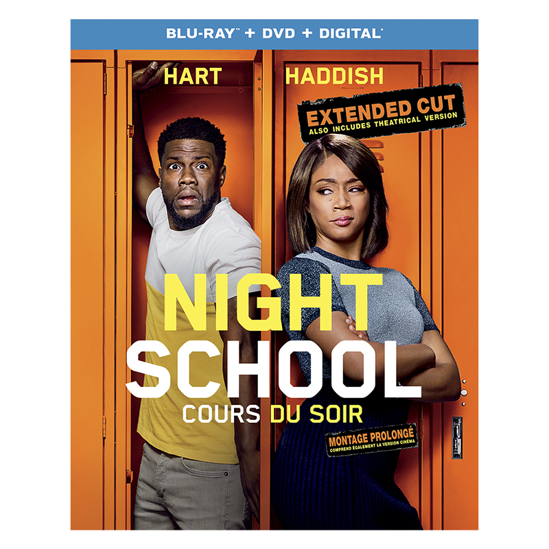Night School - Blu-ray