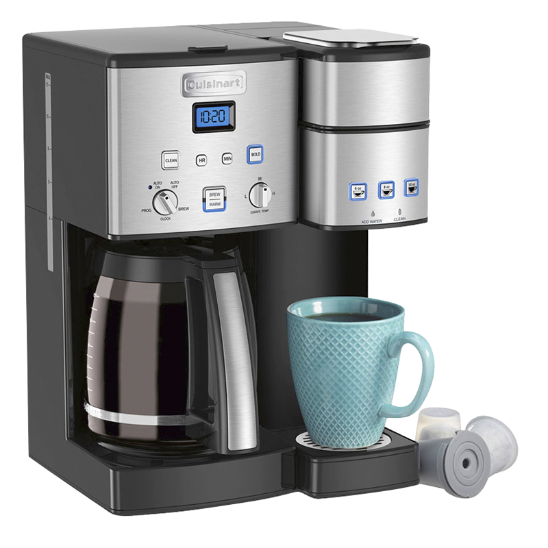 Cuisinart 12 cup Coffee Center - Black - SS-15C