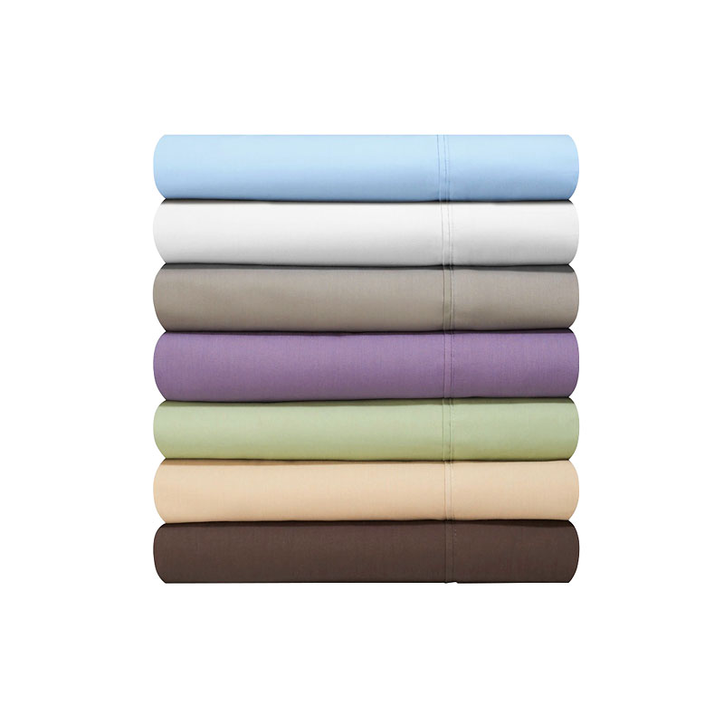 Patrician 400 Thread Count Fitted Sheet - Assorted Colours