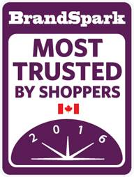 Most Trusted Logo