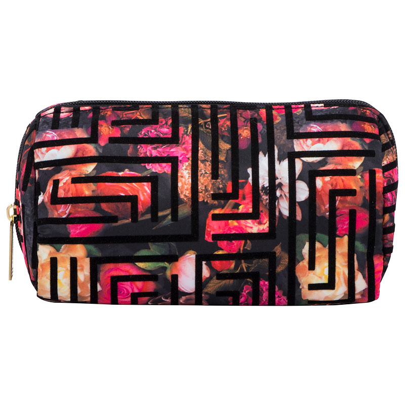 Modella Midnight Bloom Pencil Case - A006731LDC