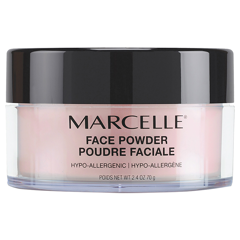 Marcelle Face Powder - Translucent Medium
