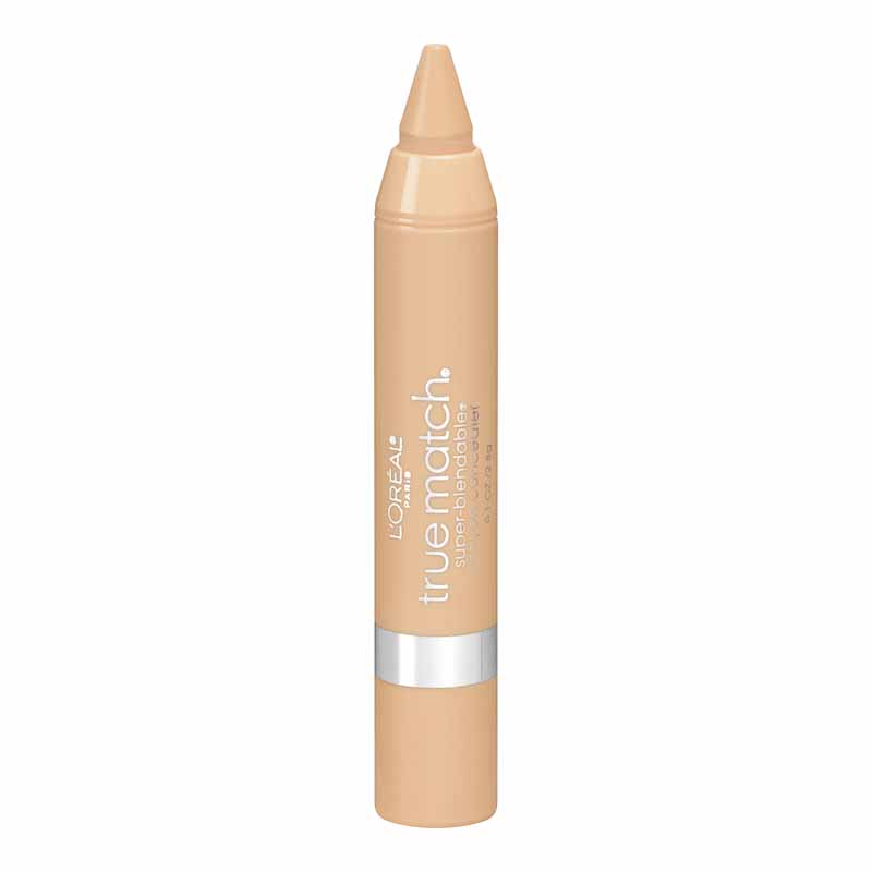 L'Oreal True Match Super-Blendable Crayon Concealer - Warm Light/Medium