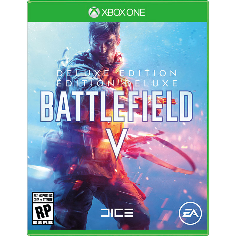 PRE ORDER: Xbox One Battlefield V Deluxe Edition