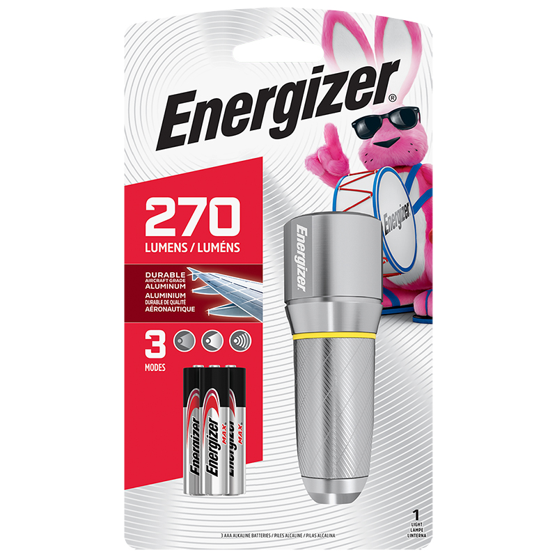 Energizer Performance HD Metal Light - EPMHH32E