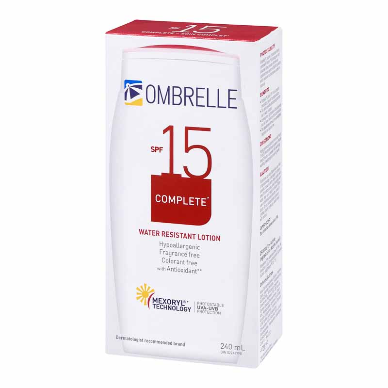 Ombrelle Lotion - SPF 15 - 240ml