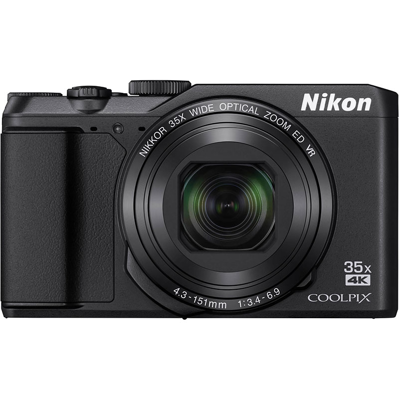 Nikon Coolpix A900 - Black - 32198