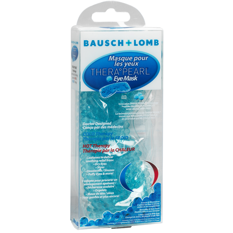 Bausch & Lomb TheraPearl Eye Mask