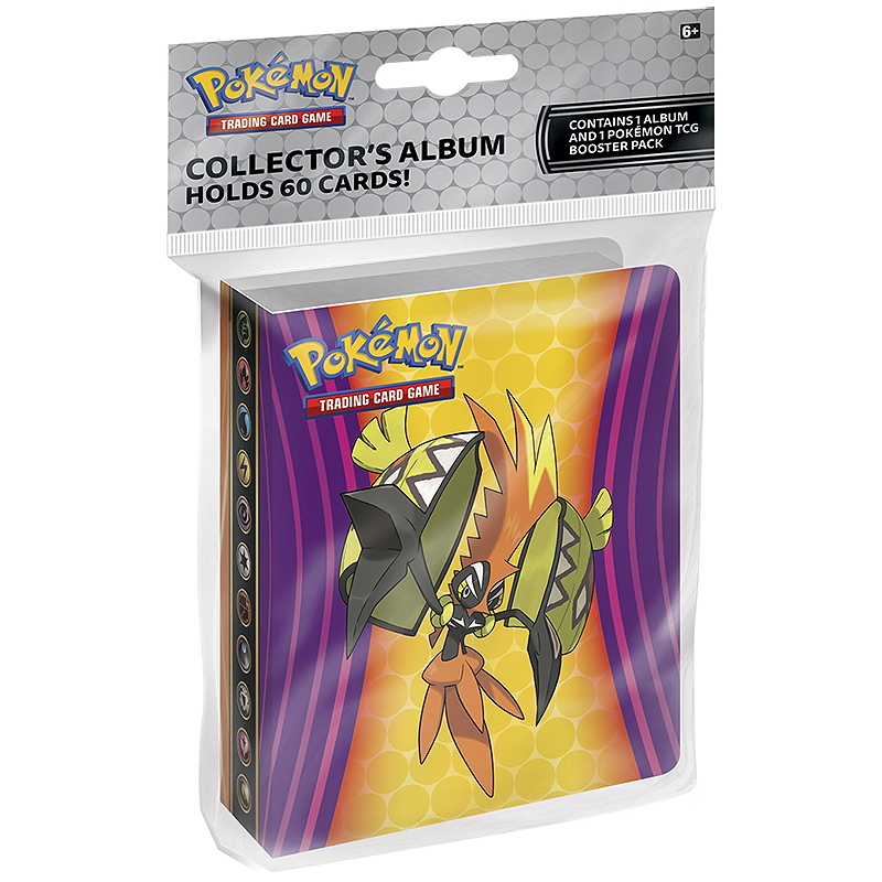 Pokemon Sunmoon 2 Album - Assorted - 80228