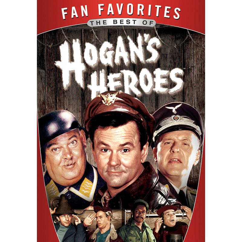 Fan Favorites: The Best Of Hogan's Heroes - DVD