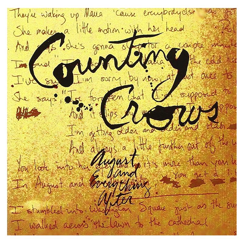 Counting Crows - August and Everything After - 2 LP Vinyl