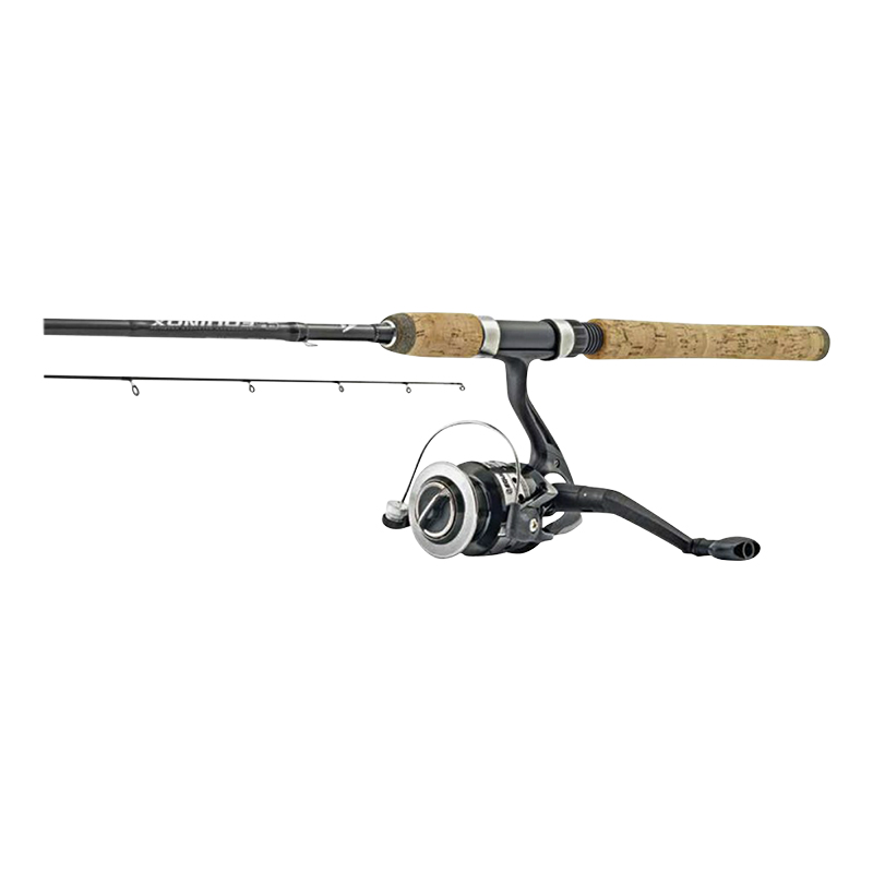 South Bend Equinox Spinning Rod Combo