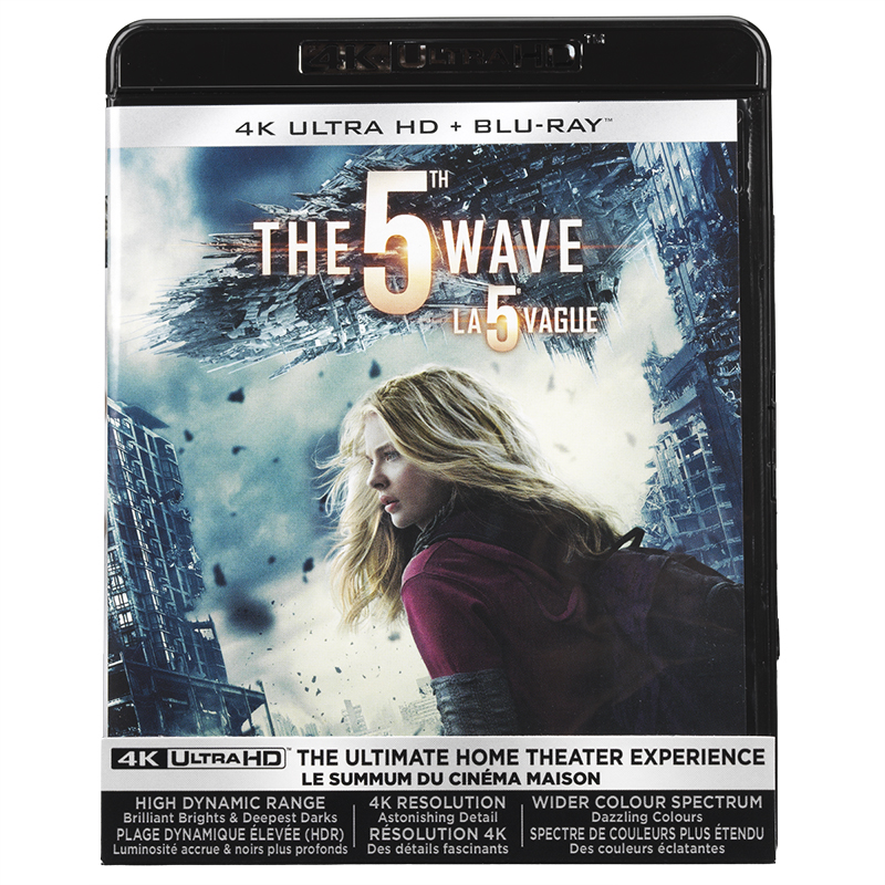 The 5th Wave - 4K UHD Blu-ray