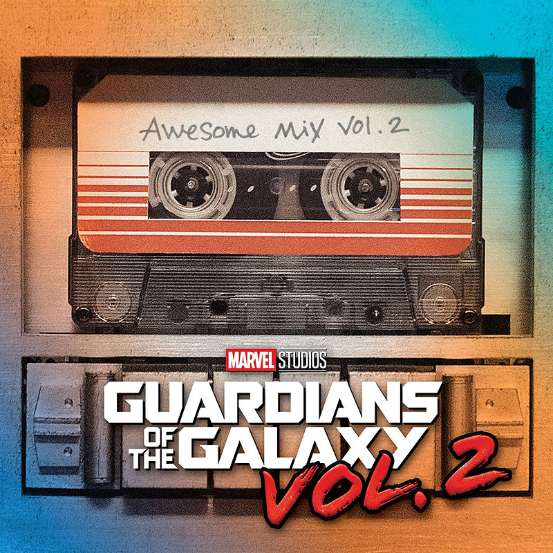 Soundtrack - Guardians of the Galaxy Vol. 2 - CD