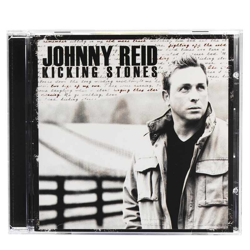 Johnny Reid - Kicking Stones - CD