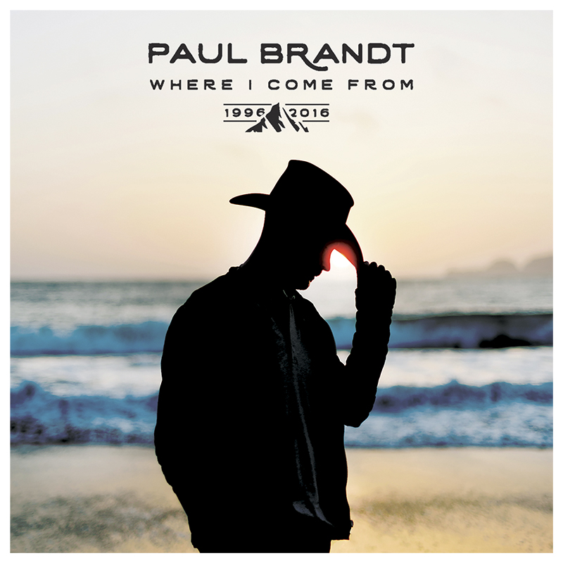Paul Brandt - Where I Come From - CD