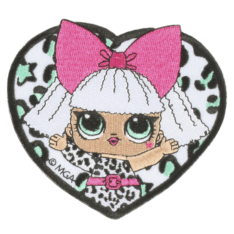 L.O.L. Surprise Sticky Patches - Assorted