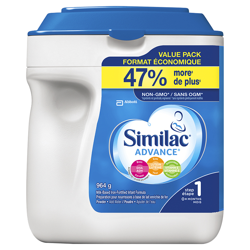 Similac Advance Step 1 - Powder - 964g