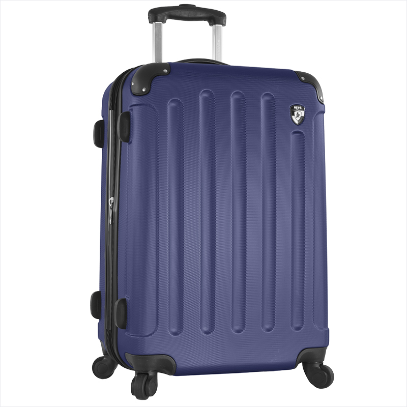 Heys Revolver Spinner Luggage - Cobalt Blue - 26 Inches