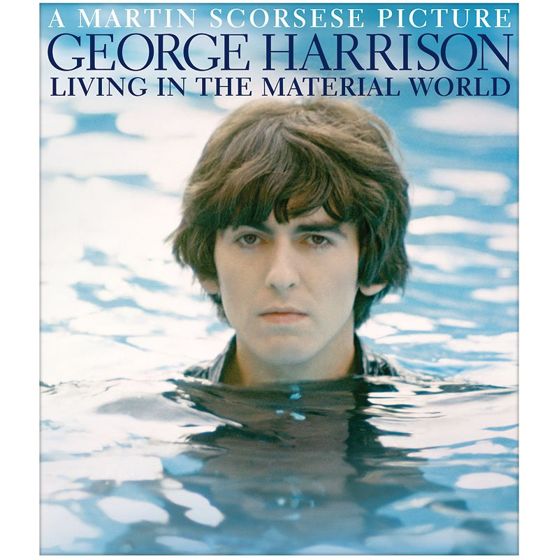 George Harrison: Living In The Material World - DVD