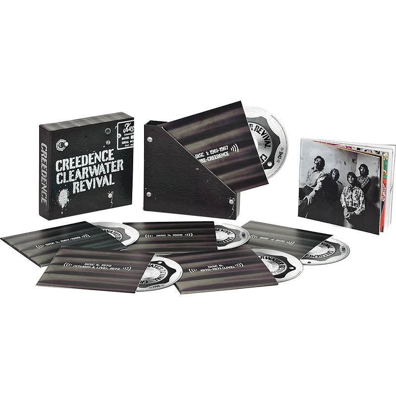 Creedence Clearwater Revival Box Set - 6 CD