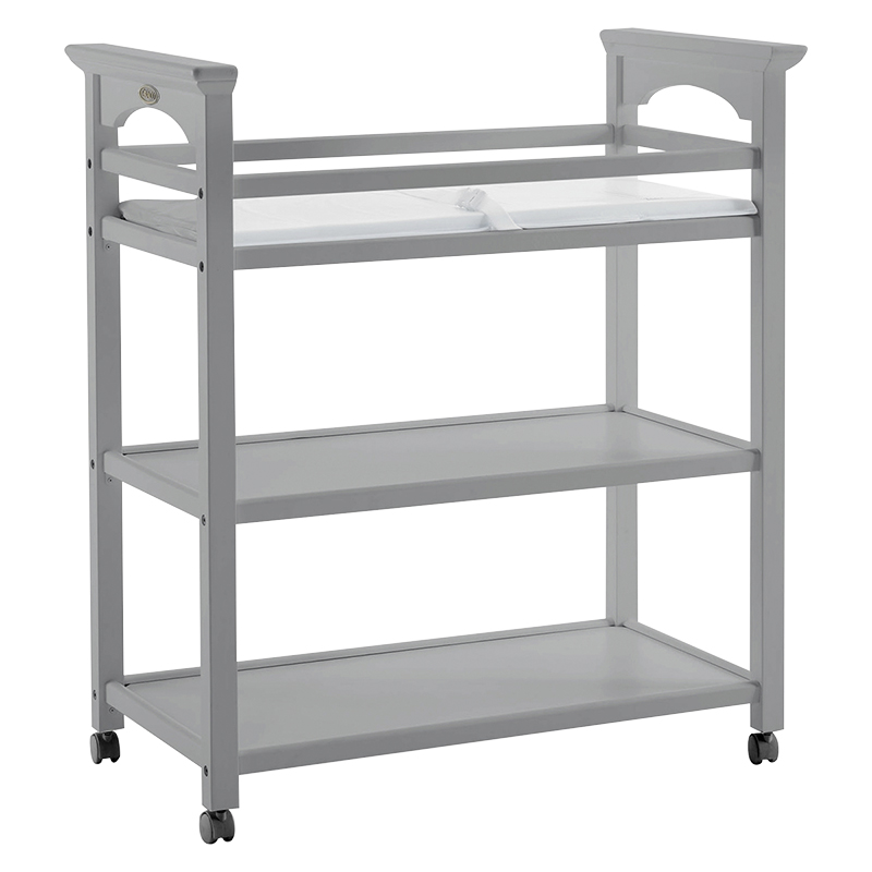 Graco Lauren Changing Table - Pebble Gray - 00524-42F