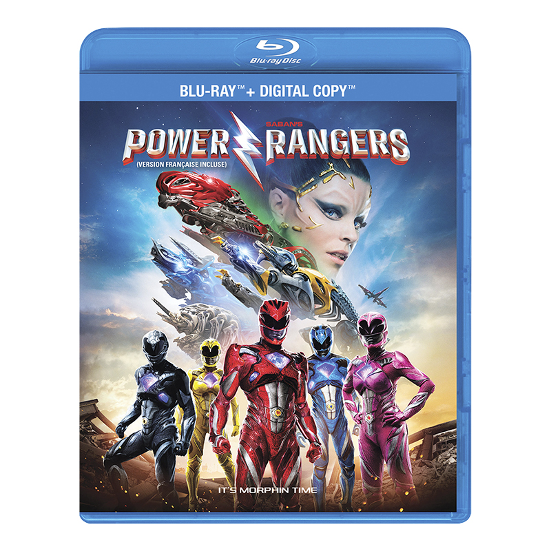 Saban's Power Rangers - Blu-ray