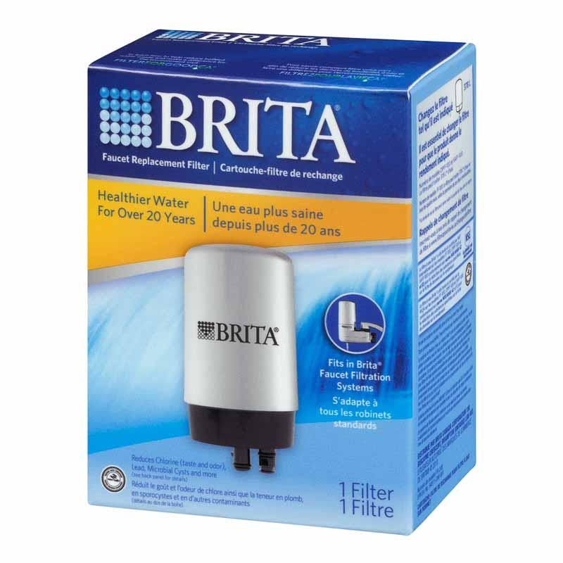 Brita Faucet Replacement Filter - Chrome | London Drugs