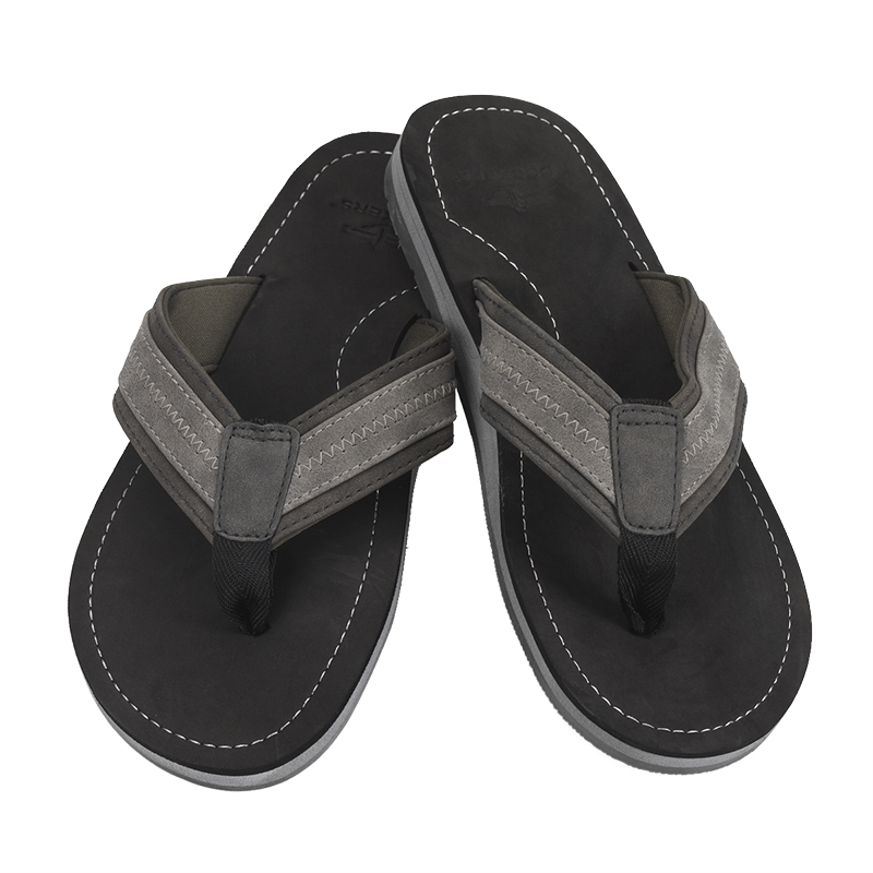 Docker's Eva Thong Flip Flop - Grey - 8-13