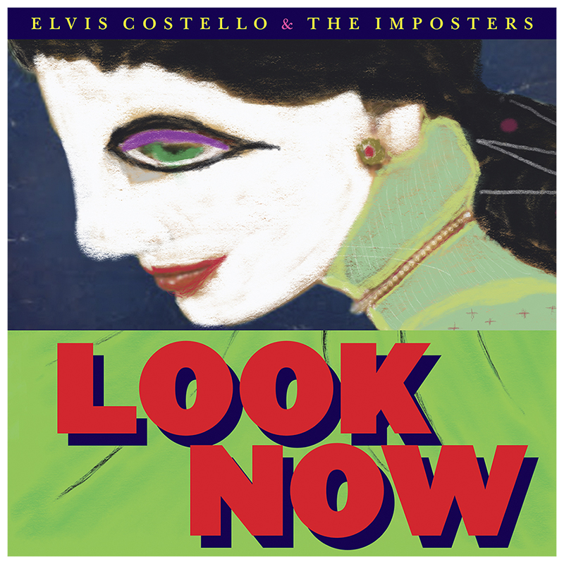 Elvis Costello and The Imposters - Look Now - CD