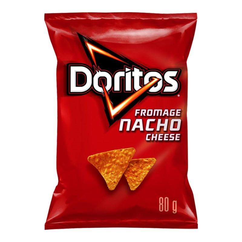 Doritos Tortilla Chips - Nacho Cheese - 80g | London Drugs