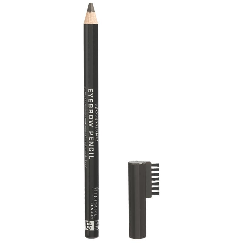 Rimmel Professional Eyebrow Pencil Black Brown London Drugs