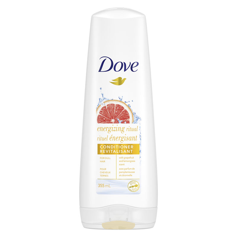 Dove Nutritive Solutions Energize Conditioner - Grapefruit & Lemongrass - 355ml