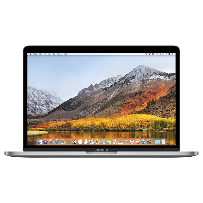 Apple MacBook Pro 256 GB Touch Bar - 13 Inch - Space Grey - MPXV2LL/A - DEMO UNIT OPEN BOX
