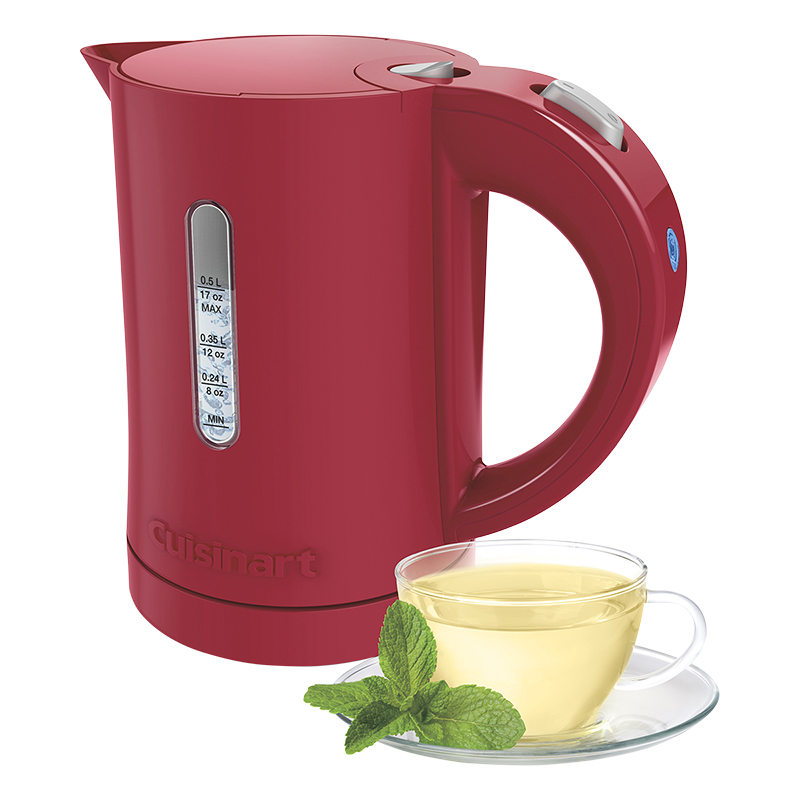 Cuisinart Quick Kettle - Red - CK-5RC