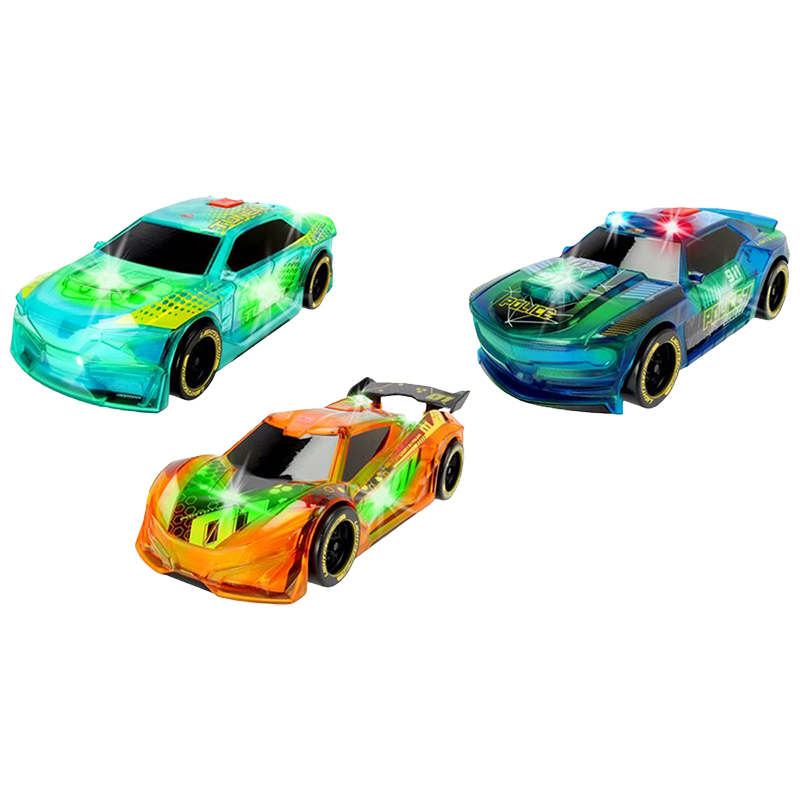 Dickie Lightstreak Vehicles - Assorted