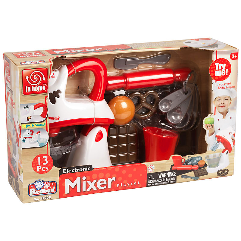 Electronic Kids Mixer Set