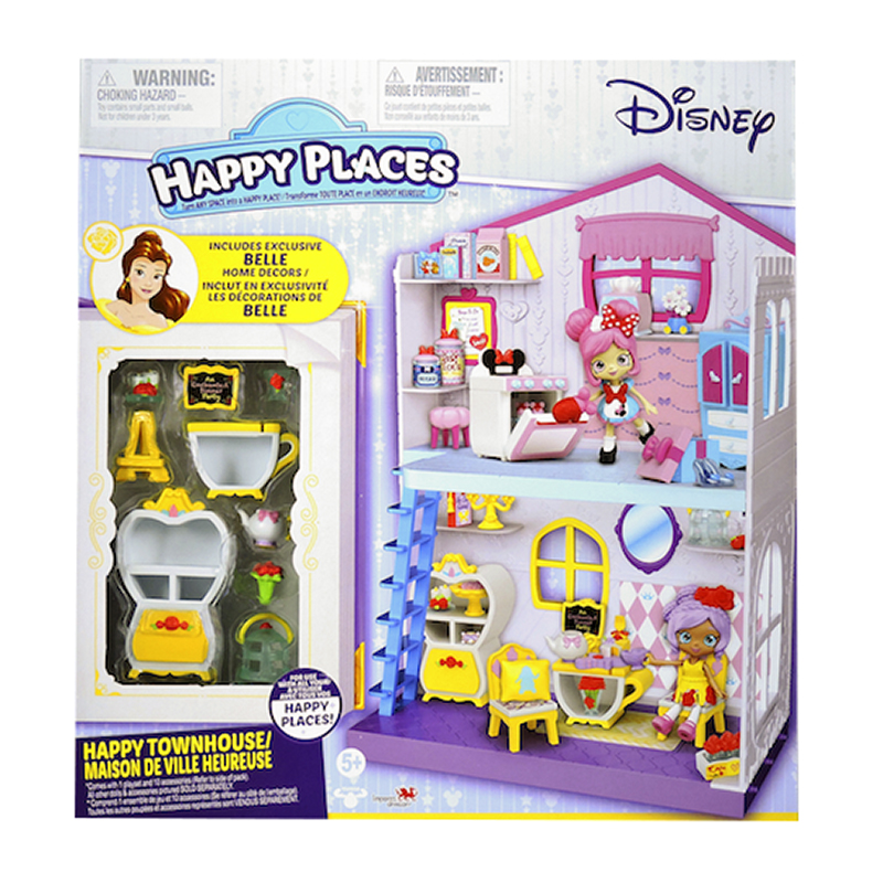 Happy Places Disney Deluxe